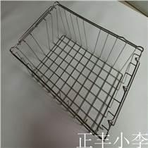 不銹鋼收納專用標準籃 金屬打包籃廠家