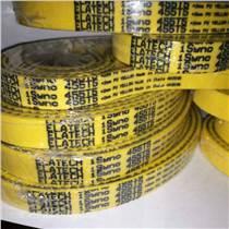 意大利麥高迪線束機皮帶剝線機皮帶意拉泰剝線機同步帶黃