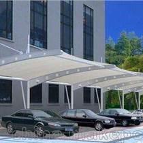 襄阳膜结构汽车停车棚 雨棚制造厂