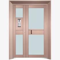厂家供应小区楼宇门 不锈钢单元门
