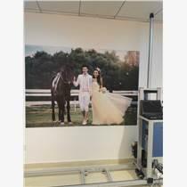 高精度客厅3D电视背景墙打印机 户外墙面喷绘机 墙体