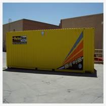 戶外集裝箱標貼生產定制替代噴漆