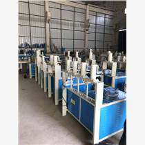 佛山市东莱液压机械有限公司100缸液压冲孔机管材加工