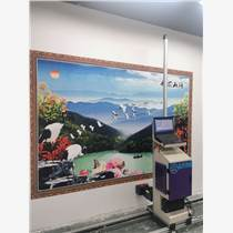 立式墙面墙体彩绘机壁画全自动打印设备合众直销