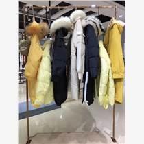 艾萊瀅雙面顆粒絨大衣品牌女裝折扣批發