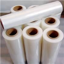 PE纏繞膜50cm拉伸膜包裝塑料薄膜工業保鮮膜大卷打