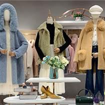 雅璐顆粒絨大衣品牌折扣女裝廠家直銷