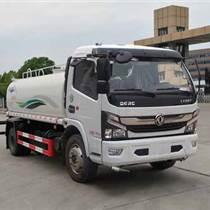廠家直銷東風多利卡國六5噸綠化噴灑車