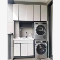 陽臺洗衣柜裝修效果圖_張家界室內裝修設計_【張家界中