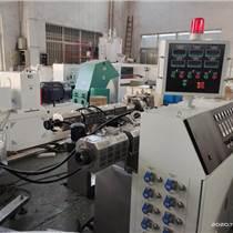 一出二管材生产线PVC管材生产线管材切割机原装现货