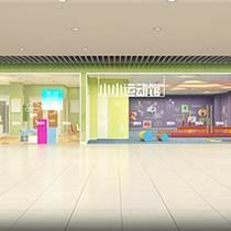 济南设计室内儿童乐园游乐场的装修公司