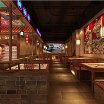 濟南設計連鎖餐飲空間的裝修公司