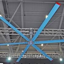 東莞倉儲物流中心工業大風扇安裝工程