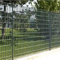 河北晨川鋼格柵板圍欄結構輕安裝簡單圍欄