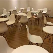 北京朝陽全新大量桌椅 洽談桌椅租賃 物美價廉 送貨擺