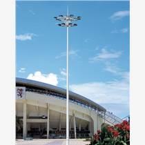 河北華沃設計生產安裝各種美化高桿燈