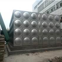 合肥普森304不銹鋼方形保溫水箱 廠家定制