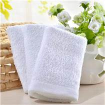 星級酒店進口長絨棉21股線150g白毛巾