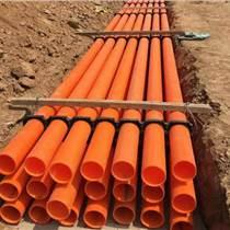 MPP電力管,電力電纜導管,聚丙烯MPP電力保護管