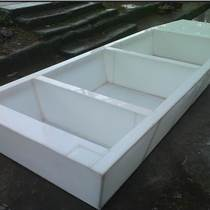 PP塑料焊接水箱 pvc冷卻循環水槽抗沖擊耐酸堿PP