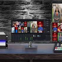 可訂制堅屏直播系統 虛擬直播導播系統軟件