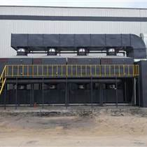 汕頭塑料廢氣處理催化燃燒成套設備源頭廠家
