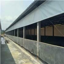 畜牧養殖場卷簾布 奶牛自然通風卷簾豬場卷簾布