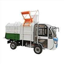 新能源純電動垃圾車 5立方小型掛桶式垃圾車價格