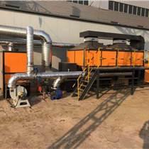 制漆廢氣治理 RCO催化燃燒設備 活性炭吸附催化燃燒