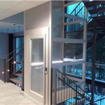 德國進口螺桿電梯,自帶井道觀光電梯