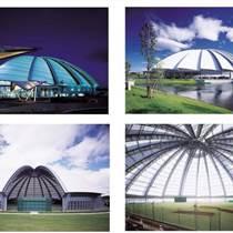 膜結構開合屋頂設計及施工