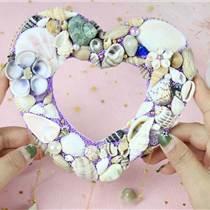 diy貝殼畫材料包
