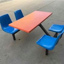 天津小吃店餐桌椅批發  快餐店 餐廳 食堂餐桌椅定制