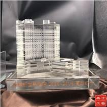 濱州定制酒店開業禮品 成立60周年慶紀念品 水晶模型