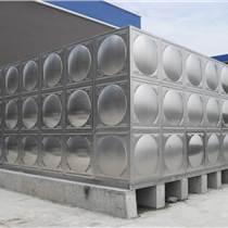 304不銹鋼水箱 方形消防水箱廠家批發