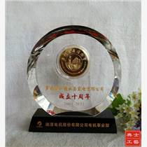 徐州開業禮品 公司開業慶典紀念品 十周年慶紀念牌定制