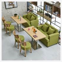 天津2021新款卡座設計 餐廳卡座桌椅組合定做