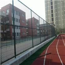 綠色籃球場圍網場 4米學校球場防護網 框架操場圍網生