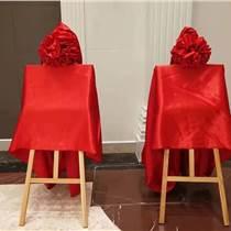 揭幕用品剪彩用品大紅花紅綢布