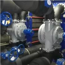 管刷在線清洗美國WSA冷凝器毛刷在線清洗裝置
