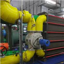 全自動管刷在線清洗裝置換熱器反沖洗自清洗裝置