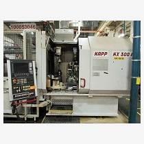 廣州出售卡帕KAPP成型磨齒機 二手KX300P蝸桿