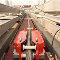 線纜傳送機履帶式電纜輸送機