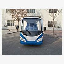 廠家直營電動觀光車敞篷多人座觀光車8-17座新能源景