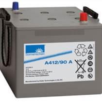 德國陽光蓄電池A412/8.5SR不間斷電源膠體12