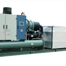 雙循環水系統一體螺桿冷凍機組