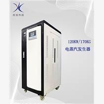 120KW全自動電蒸汽鍋爐,免使用證電蒸汽發生器
