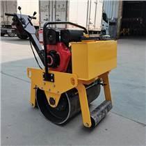 小型手扶單鋼輪振動壓路機壓實機