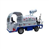 工地用四輪電動灑水車 工地除塵電動灑水車 潔信 種類