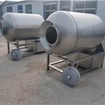 牛肉干雞排雞柳快速腌制機商用600型香腸真空滾揉機
